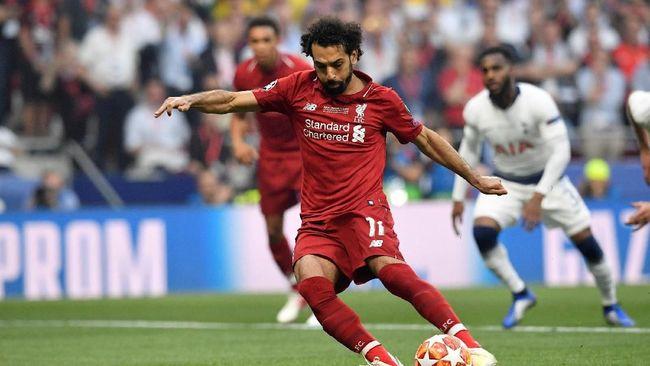 Mohamed Salah tidak setuju mengenai penggunaan Video Assistant Referee (VAR) meski hal tersebut bakal menguntungkan.