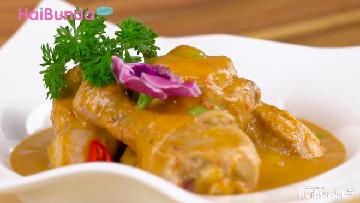 Menu Sahur: Gulai Belacan Ayam, Sajian Lezat Khas Melayu