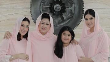 Ungkapan Rindu Sang Menantu Selepas Kepergian Ani Yudhoyono