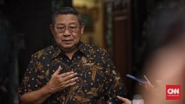 SBY Harap Trump Cari Solusi Terbaik Hadapi Gelombang Demo