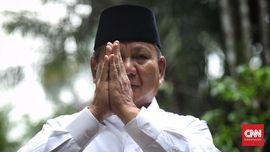Prabowo Imbau Pendukung Tak Berbondong-bondong Datangi MK