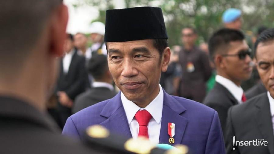 Jelang Idul Adha, Jokowi Beli Sapi Bernama Mike Tyson