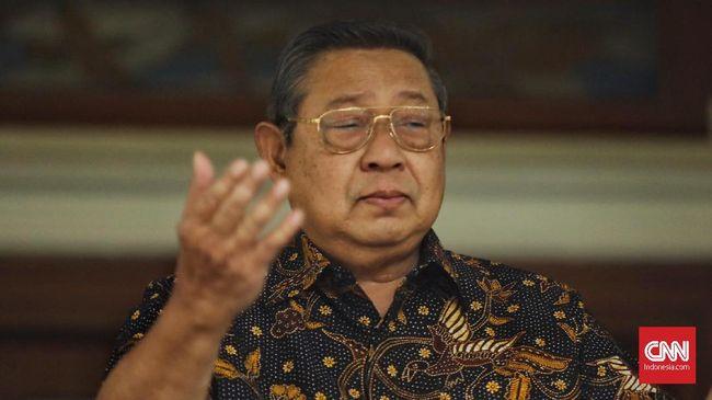 Susilo Bambang Yudhoyono (SBY) telah melakukan tes virus corona usai kongres partai yang sempat dihadiri Bupati Karawang. Hasilnya SBY negatif corona.