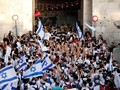 Jelang Idul Fitri, Warga Israel Rayakan Pencaplokan Yerusalem