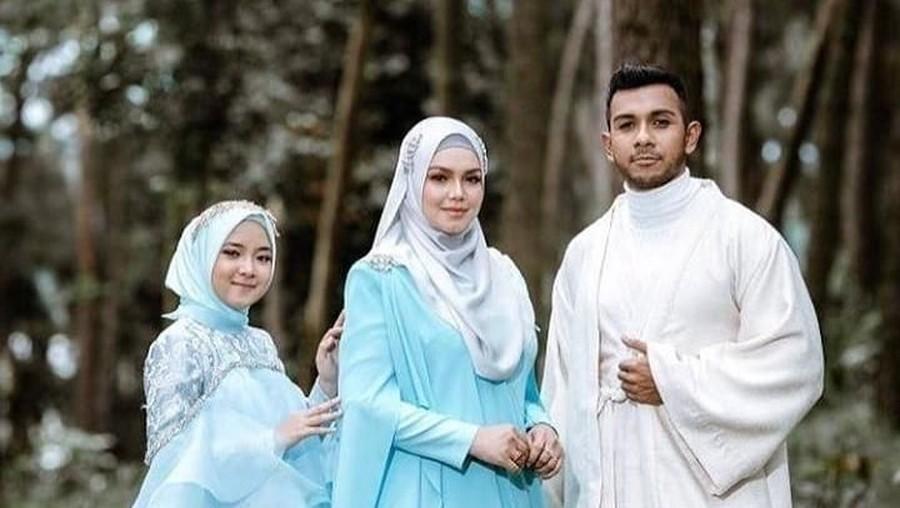 Lirik Lagu Ikhlas - Siti Nurhaliza, Nissa Sabyan dan Taufik Batisah