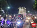 Polisi Larang Masyarakat Gelar Takbir Keliling di Jakarta