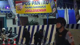 Sebut Pelaku Amatir, Polisi Masih Dalami Motif Bom Sukoharjo