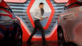 Saham Fiat Chrysler dan Renault Anjlok Usai Batal Merger