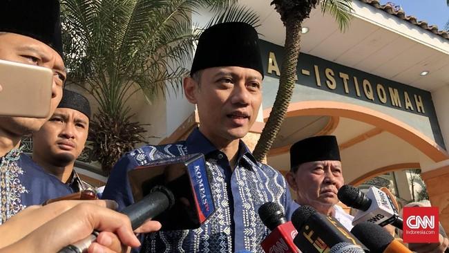 AHY Harap Khofifah Kampanyekan Machfud-Mujiaman di Surabaya