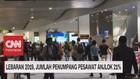 VIDEO: Lebaran 2019, Jumlah Penumpang Pesawat Anjlok 21%