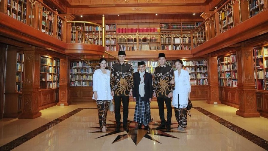 Nasihat Habibie untuk Annisa Yudhoyono: Jangan Biarkan SBY Sendiri