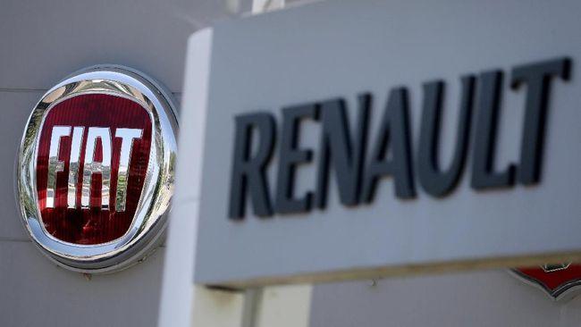 Pemerintah Prancis dituding menggalkan merger dua perusahaan Renault dan Fiat Chrysler Automobiles (FCA) senilai US$35 miliar.