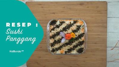 Resep Sushi Panggang