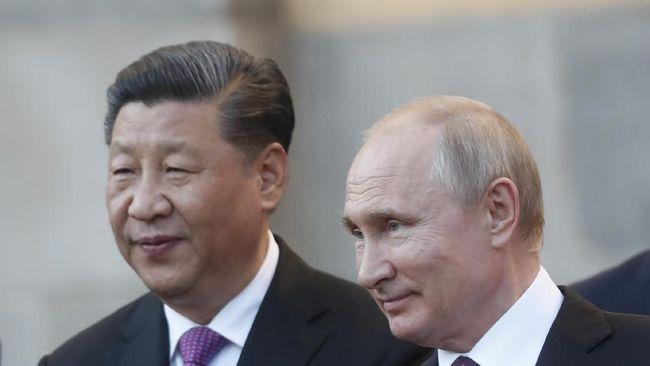 Presiden China Xi Jinping menegaskan hubungan antara Tiongkok dan Rusia tidak dapat diputuskan oleh negara ketiga mana pun.
