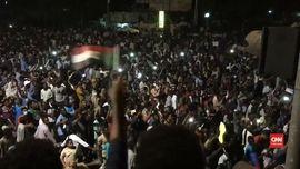 VIDEO: Demonstran Sudan Tolak Rekonsiliasi dengan Militer