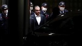 Upah Pelarian Carlos Ghosn Dibayar Pakai Mata Uang Kripto