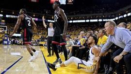 FOTO: Raptors Curi Gim 3 Final NBA 2019