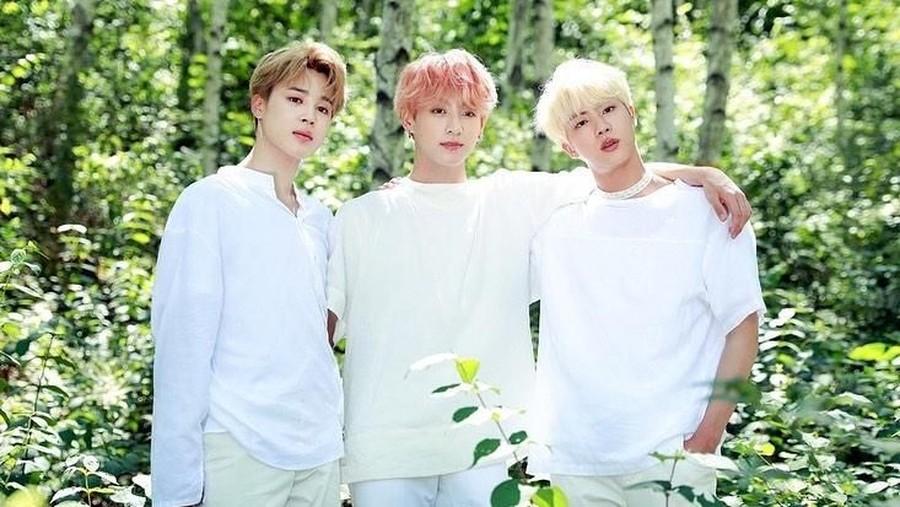 BTS Rilis Lagu Baru