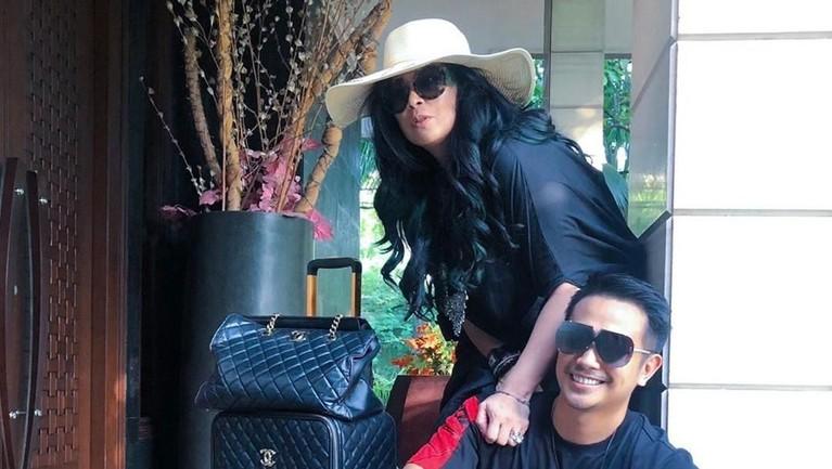 Pernikahan itu membuat Ajun Perwira dituding ingin memiliki harta Jennifer Supit.