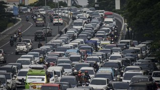 2 Pekan Ramadan, 1,7 Juta Kendaraan Tinggalkan Jabodetabek