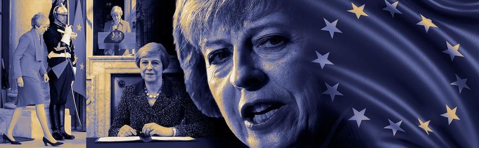 Nasib Brexit Usai May