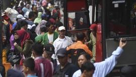 Arus Balik di Kampung Rambutan Melebihi Keberangkatan