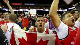 FOTO: Toronto Raptors Selangkah Lagi Juara NBA 2019