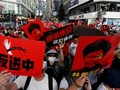 Warga Hong Kong Kepung Gedung Legislatif Tolak RUU Ekstradisi
