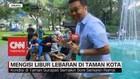 VIDEO: Mengisi Libur Lebaran di Taman Kota