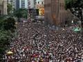 Di Balik Protes RUU Ekstradisi, Aksi Terbesar Hong Kong