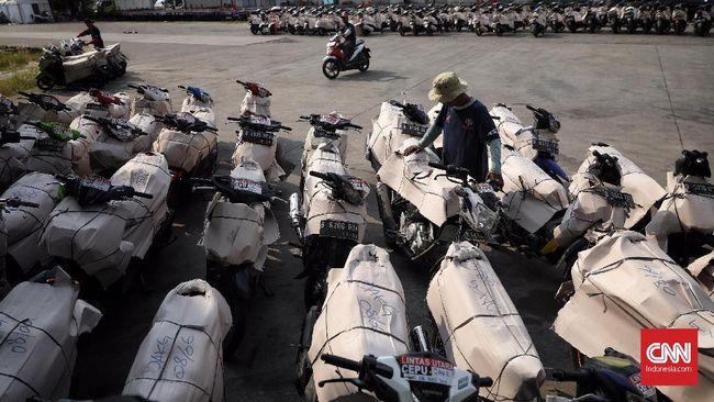 Ambisi Indonesia Populasi Motor Listrik 2 Juta Unit pada 2025