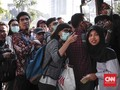 FOTO: Geliat Jakarta Seusai Jeda