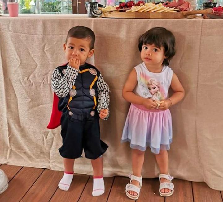 Tingkah lucu ketiga anak kapten Timnas Portugal Cristiano Ronaldo ini sangat menggemaskan, Bun. Apalagi si kembar Mateo dan Eva.
