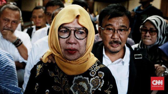 Hakim Pengadilan Tipikor Jakarta menyatakan eks Dirut Pertamina, Karen Agustiawan, tidak merasa bersalah dan merugikan pemerintah akibat korupsi.