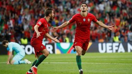 Kalahkan Belanda, Portugal Juara UEFA Nations League