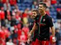 Bernardo Pemain Terbaik UEFA Nations League, Ronaldo Marah