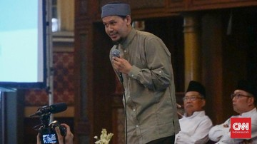 Rahmat Baequni Minta Maaf soal Ceramah KPPS Tewas Diracun