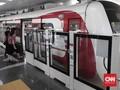 Listrik Padam, LRT Jakarta Hentikan Perjalanan