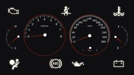 INFOGRAFIS: 7 Indikator Mobil yang Penting Diketahui