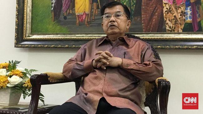 Jusuf Kalla meminta pertemuan AHY dan Megawati tak dilihat dari sisi politik, melainkan dari sisi silaturahmi dalam memperbaiki hubungan.