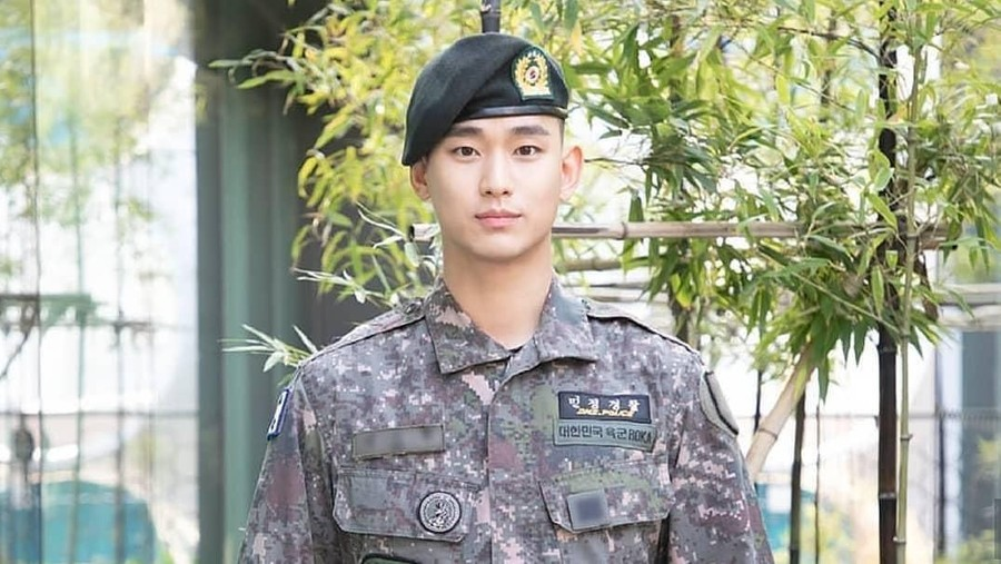 Kim Soo Hyun akan Segera Keluar dari Wajib Militer Juli Mendatang!