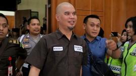 Tolak Kasasi, MA Vonis Ahmad Dhani 1 Tahun Penjara