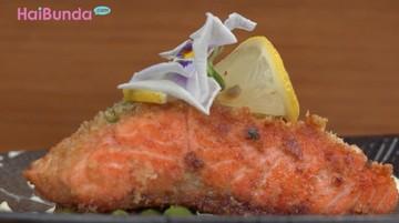 Resep Salmon Keju, Makanan Lezat dan Bernutrisi untuk Si Kecil