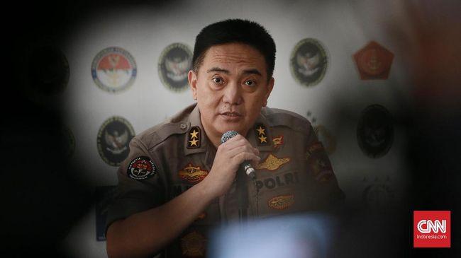 Mabes Polri menyebut ada kemungkinan pihak ketiga sebagai pelaku penembakan dalam kerusuhan 22 Mei, yang menewaskan sembilan orang.