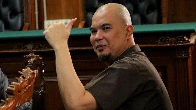 Hukuman Dipotong Hakim, Ahmad Dhani Keluar Penjara