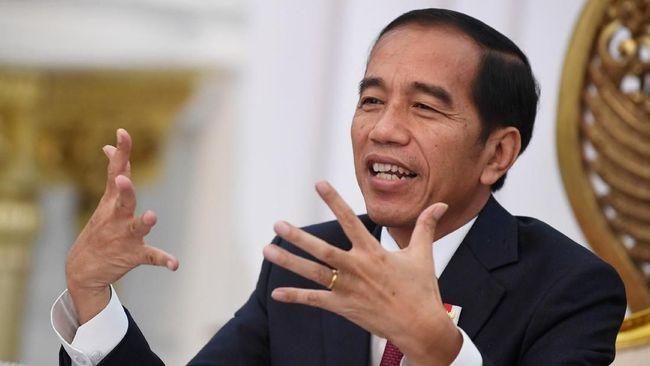 Presiden Jokowi meminta India mempertimbangkan kembali bea masuk atas impor produk kelapa sawit yang mencapai 40 persen.