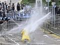 Polisi Hong Kong Tangkap Sebelas Demonstran Usai Kericuhan