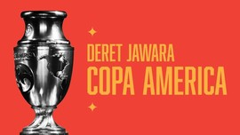 INFOGRAFIS: Para Juara Copa America