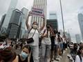 Pemimpin Hong Kong Tunda Pembahasan RUU Ekstradisi