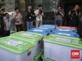 KPU Siapkan Total 272 Boks Alat Bukti ke MK